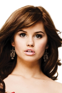 "Debby Ryan of Disney TV's ""Jessie"""